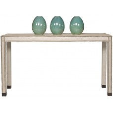 V116S-UT Vann Upholstered Sofa Table