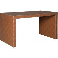 V118-DK Gaston Upholstered Desk