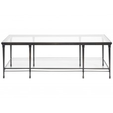 P426C-FB Glass Top Table